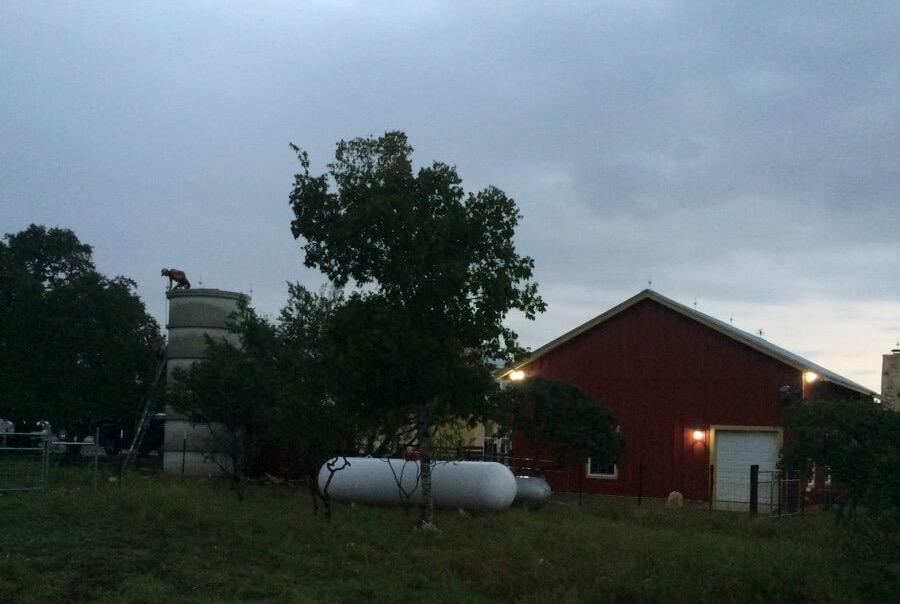 Rural Lightning Protection for Barns